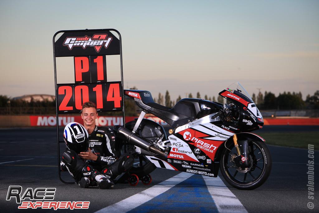 Hugo Casadesus en route pour 2015 !