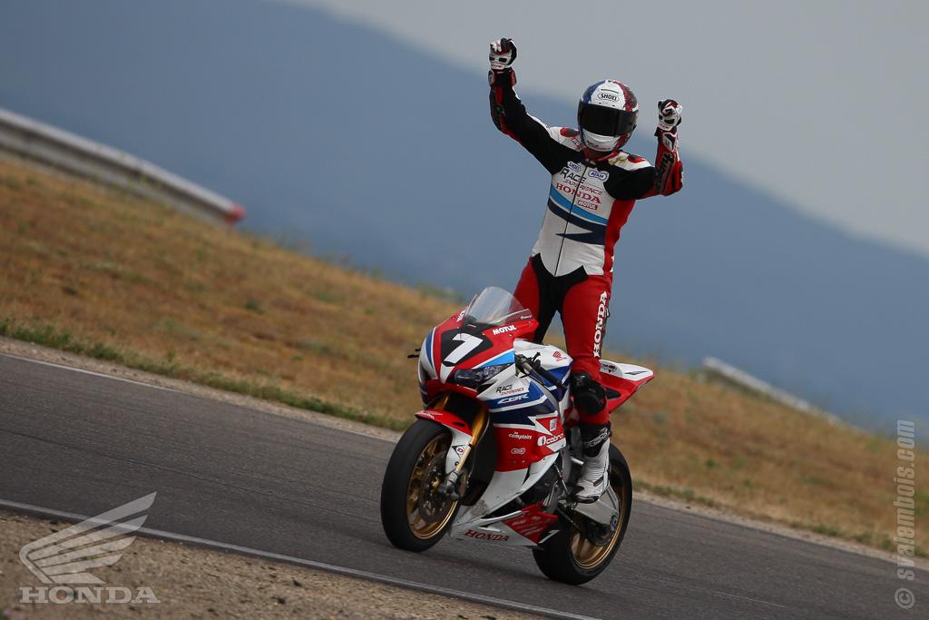 Suivre Race Experience Superbike HONDA