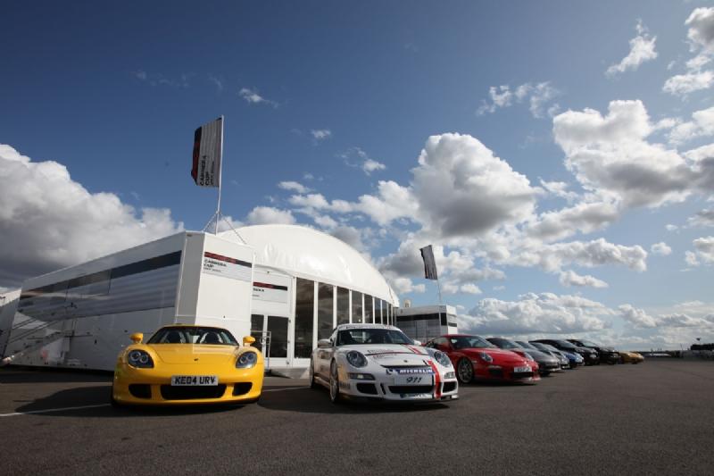 RaceExp Porsche Show Drive Show