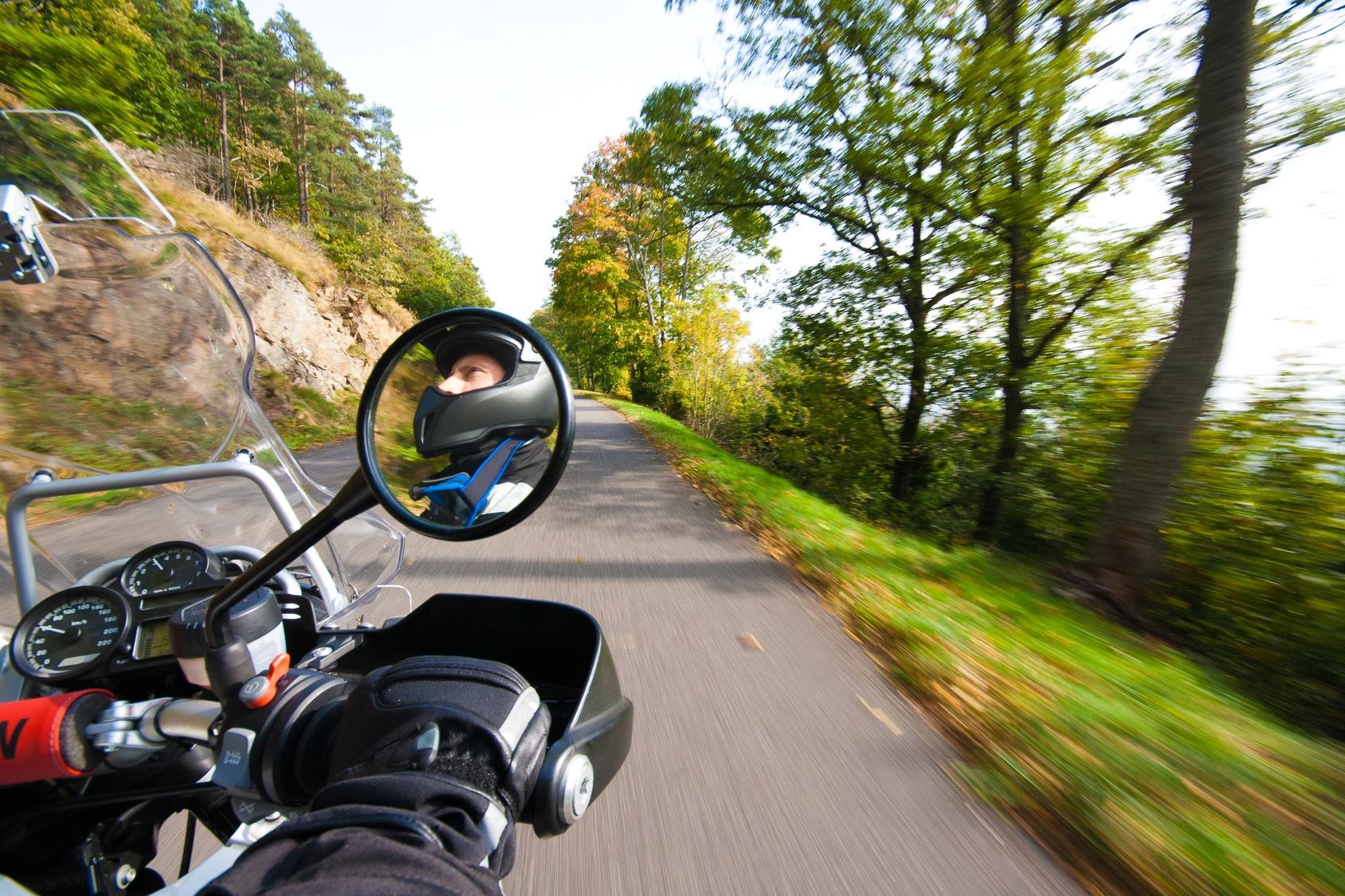 Profitez des plus belles routes avec votre moto