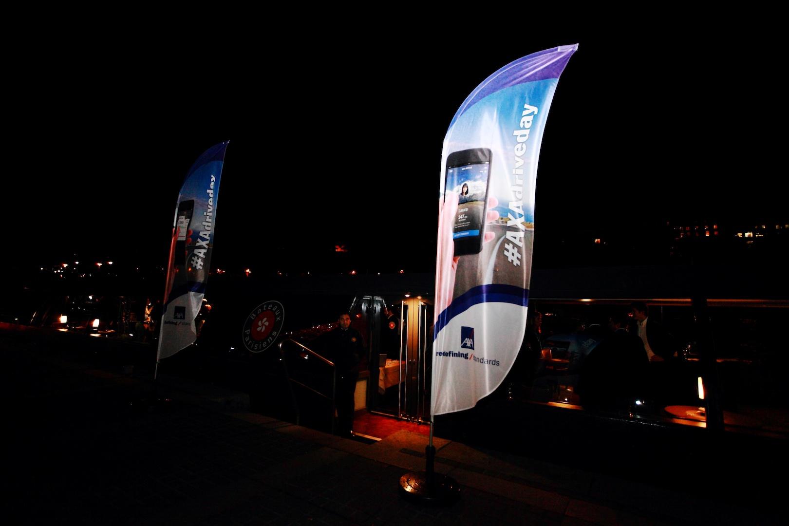 AXA Drive Day Boat Night