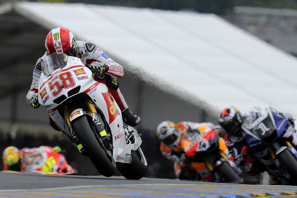 Photo 2 Grand prix Moto