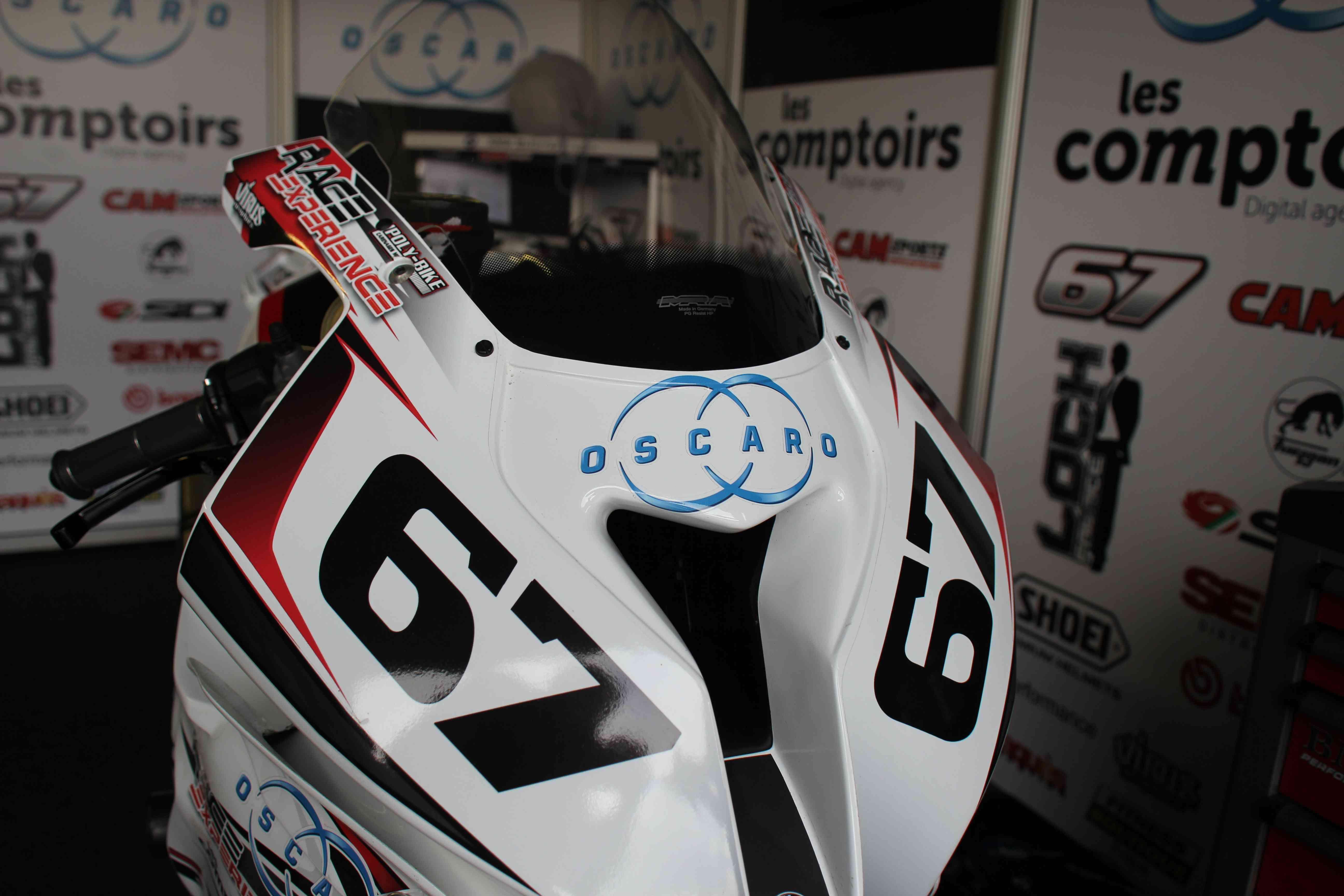 BMW FSBK 2013 - Race Experience - 2