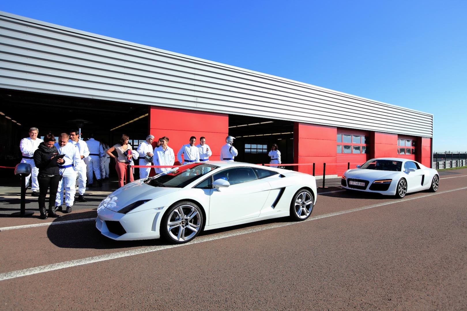 Tour Lamborghini