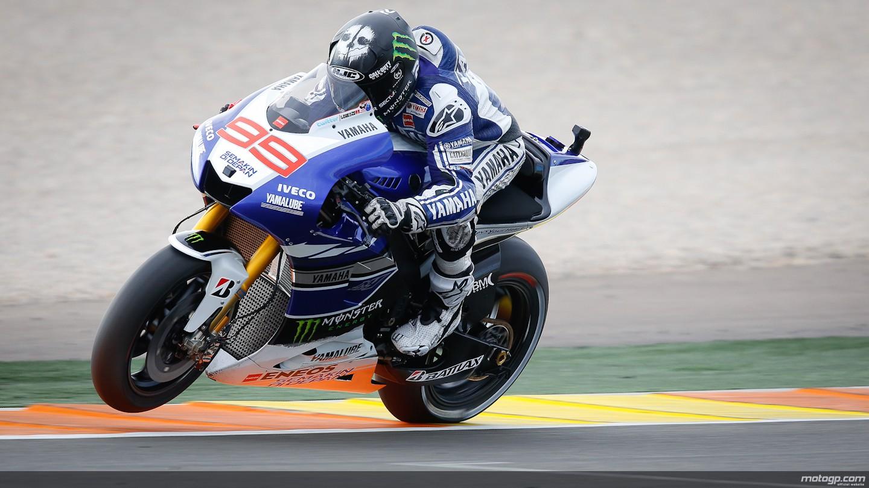 MotoGP Lorenzo Valencia