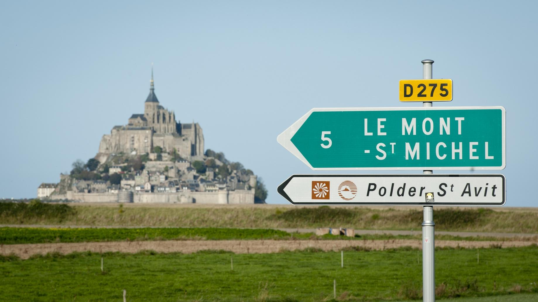Normandie - Mont St Michel